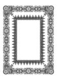 Frame vector Royalty Free Stock Image