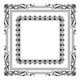 Frame vector Stock Photo