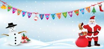 Frame Vector Christmas Party design template. Vector illustration. Vector Christmas Party design template. Vector illustration, Merry Christmas! Happy Christmas Stock Photography