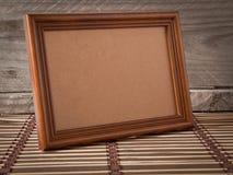 Frame velho da foto Foto de Stock