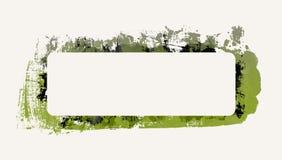 Frame verde Imagem de Stock Royalty Free