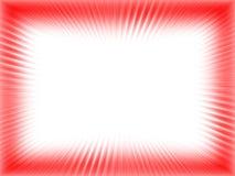 Frame vermelho abstrato Fotos de Stock