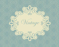 Frame vintage Stock Photo