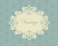 Frame vintage Stock Photo
