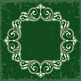 Frame in vintage style Royalty Free Stock Photo