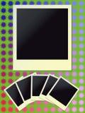 Frame voor fotografie Stock Foto's
