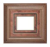 Kader voor het schilderen en beeld Stock Foto