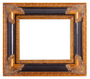 Kader voor het schilderen en beeld Stock Foto's