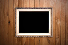 Frame on the wall Stock Images