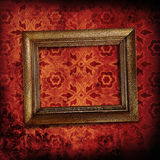 Frame on the wall Stock Photos