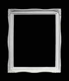 Frame white Royalty Free Stock Images