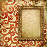 Framed background Royalty Free Stock Photos