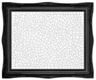 Picture Frame and Jigsaw Royalty Free Stock Image