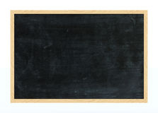 Framed Chalkboard Royalty Free Stock Photos