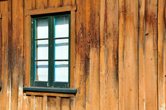 Framed window. Royalty Free Stock Images