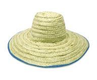 Framer hat isolated on white background Stock Photos