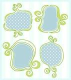 Frames royalty-vrije illustratie