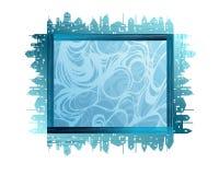 Frames. City theme creative  frames Stock Photos
