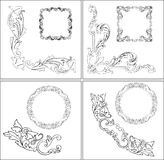 Frames Royalty Free Stock Image