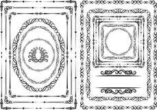 frames Royalty-vrije Stock Afbeelding
