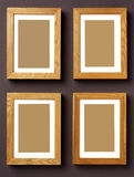 Frames Royalty Free Stock Photos