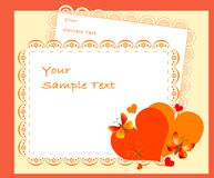 Free Frames And Hearts Royalty Free Stock Images - 11680079