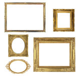 Frames antigos Foto de Stock Royalty Free
