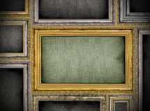 Frames arranged side by side Stock Photos