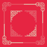 Frames of Chinese Style Stock Photography