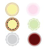 Frames Circle 15 Royalty Free Stock Photography