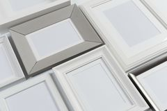 . frames close up view royalty free stock photography