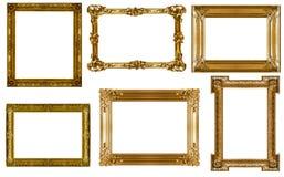 Frames collection Stock Photos