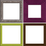 Frames Collection Stock Photo