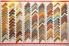 Frames color Stock Photos