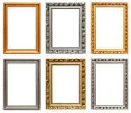 Frames da arte do vintage Imagens de Stock