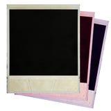 Frames da câmera Fotos de Stock Royalty Free