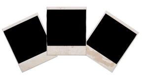 Frames da foto Imagem de Stock