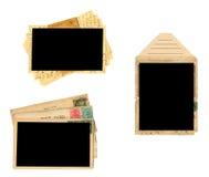 Frames da foto Imagens de Stock