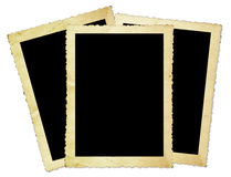 Frames da foto do vintage Imagem de Stock Royalty Free