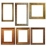Frames de retrato Imagem de Stock Royalty Free
