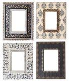 Frames de retrato Imagens de Stock Royalty Free