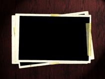 Frames de retrato Imagens de Stock