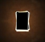 Frames de retrato Imagem de Stock