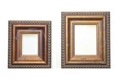 Frames de retrato pequenos e grandes Imagem de Stock Royalty Free