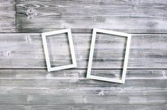Frames de retrato vazios Fotos de Stock Royalty Free