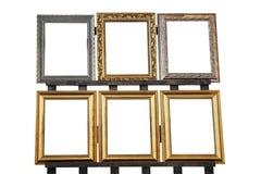 Frames decorativos Imagem de Stock Royalty Free