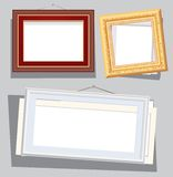 Frames dibidus Stock Photos