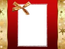 Frames do Natal Fotos de Stock