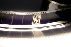 Frames do negativo de película Imagens de Stock Royalty Free