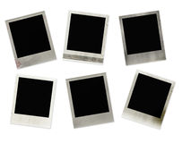 Frames do Polaroid Fotos de Stock Royalty Free